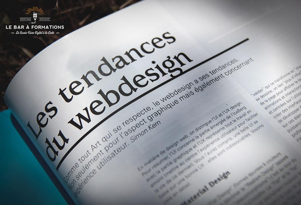 Magazine Art OF - Bar à Formations