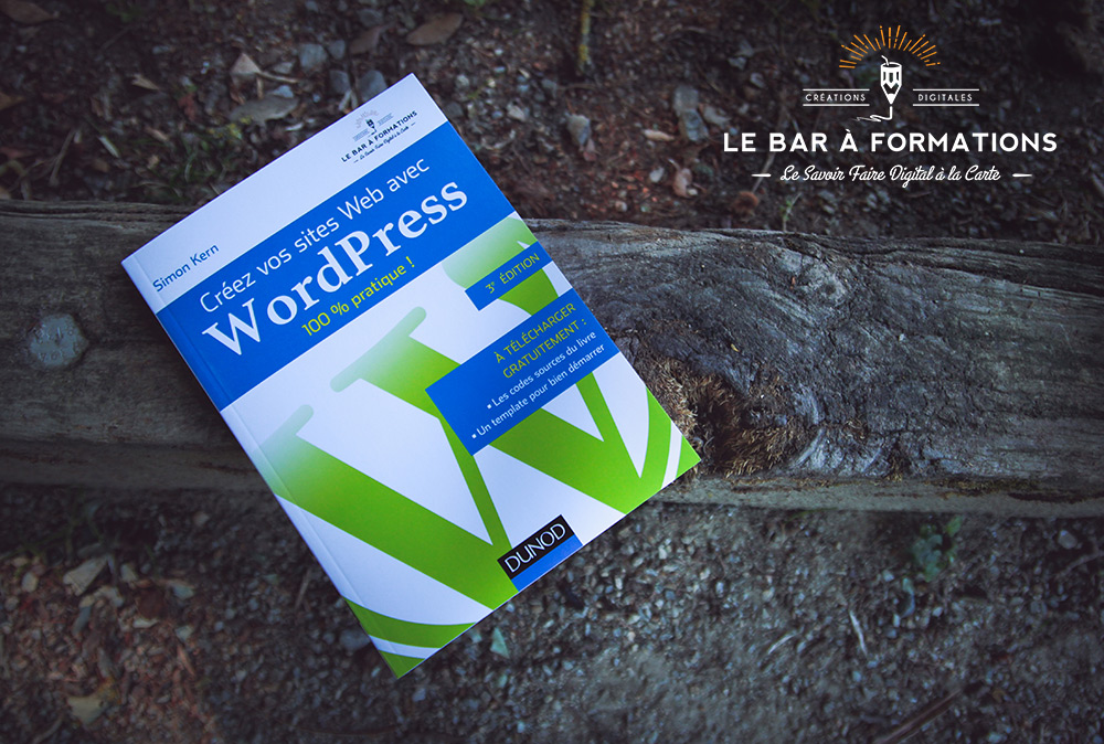 Livre Formation WordPress Nantes